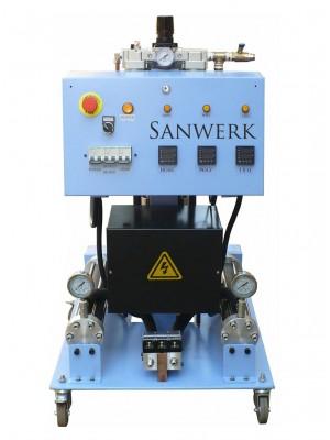 Oryginalny Agregat natryskowy Sanwerk - SW 50