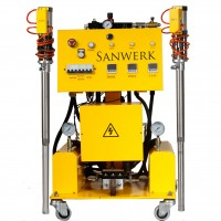 Maszyna do natrysku Sanwerk™ SW-150