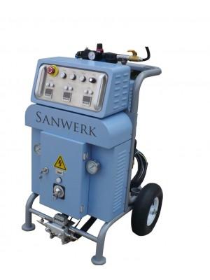 Oryginalny Agregat natryskowy Sanwerk - SW 300