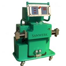 Agregat do natrysku piany PUR i polimocznika Sanwerk™ SW-500